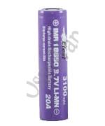 EFEST 18650 IMR Purple 3100 mAh 3.7 V