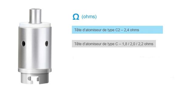 Atomiseur C2