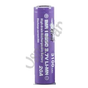 EFEST 18650 IMR Purple 3100 mAh 3.7 V